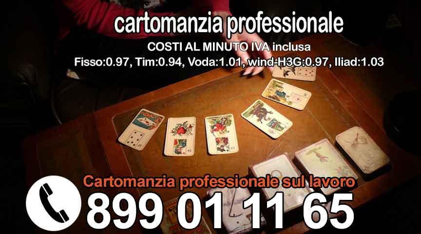 cartomanzia professionale