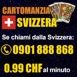 tariffe cartomanzia Svizzera